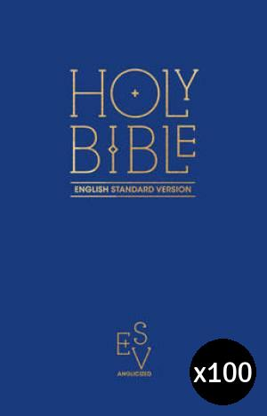 ESV Anglicised Pew Bible - Pack of 100