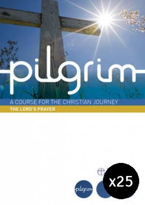 Pilgrim: The Lord's Prayer Follow Stage Pack of 25
