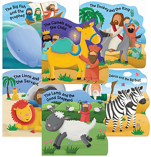 Bible Story Board Book Value Pack