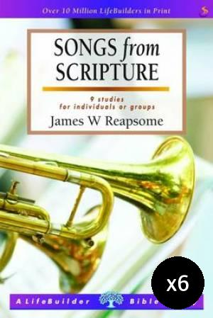 Songs from Scripture - Pack of 6