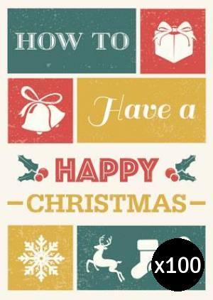 How to Have a Happy Christmas