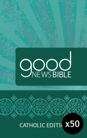 Catholic Good News Bible Pack of 50