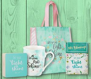Let Your Light Shine gift bundle