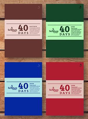 40 Days Prayer Journal Bundle