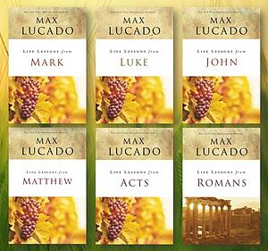 Life Lessons Max Lucado Bundle - Set of 6 Studies