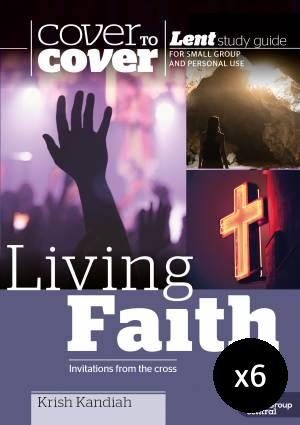 Cover to Cover Lent: Living Faith - Pack of 6
