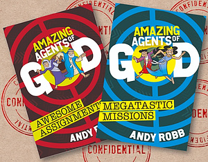Amazing Agents of God bundle