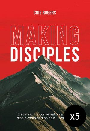 Making Disciples - Pack of 5
