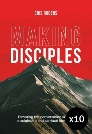 Making Disciples - Pack of 10