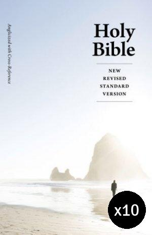 NRSV Holy Bible: New Revised Standard Version Pack of 10