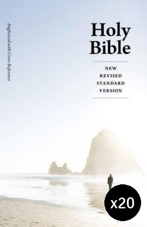 NRSV Holy Bible: New Revised Standard Version Pack of 20