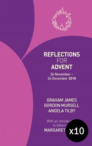 Reflections for Advent 2018 - Pack of 10