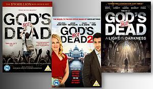 God's Not Dead - Trilogy Bundle
