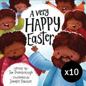 A Very Happy Easter - Pack of 10