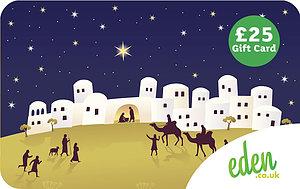 £25 Bethlehem Gift Card