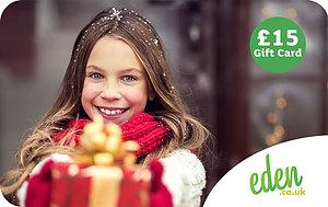 £15 Christmas Gift Card