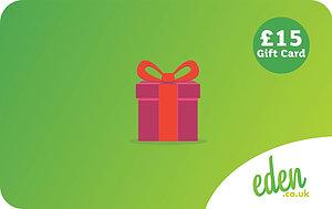 £15 Eden.co.uk Gift Card