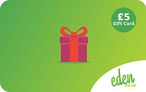 £5 Eden.co.uk Gift Card