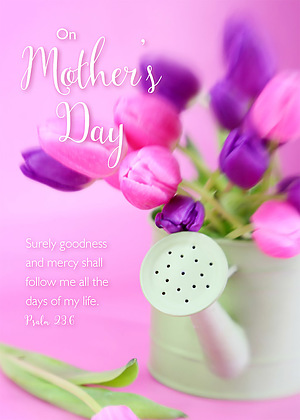 On Mother's Day - Single Card