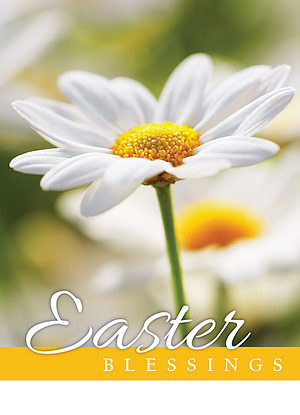 Easter Blessings Card - Pack of 4