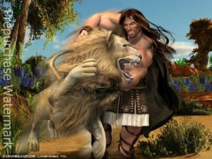 Samson's Riddle