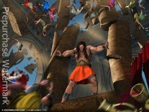 Death Of Samson