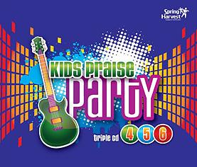 Kids Praise Party Boxset 4-6