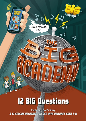 12 Big Questions Workbook