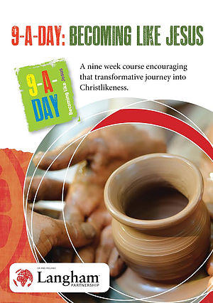 9-A-Day: Becoming Like Jesus DVD