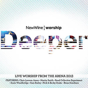 Deeper - New Wine Live 2013 CD
