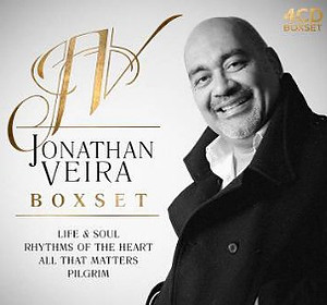 Jonathan Veira Boxset 4CDs
