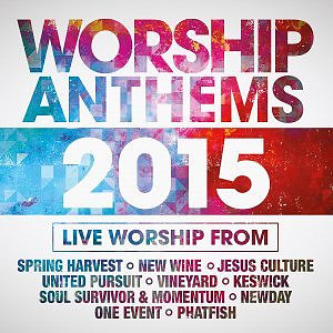 Worship Anthems 2015 CD
