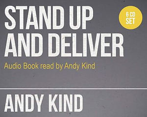 Stand Up and Deliver Audio Book