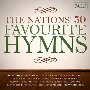The Nations' 50 Favourite Hymns CD