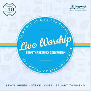 Live From The Keswick Convention 2015: The Whole Life Of Christ