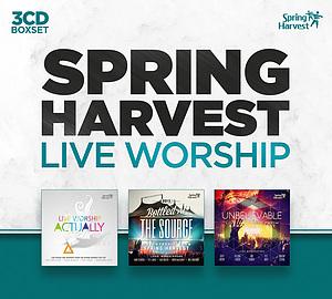 Spring Harvest Live Worship Boxset