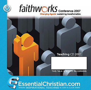 Vulnerable Leadership a talk from Faithworks Conference