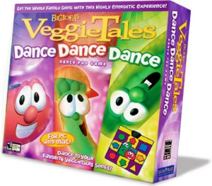 Veggies Dance Dance Dance