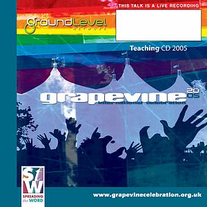 God's grace sets you free a talk by Terry Virgo