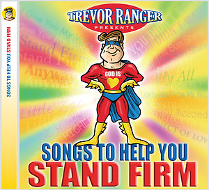Trevor Ranger Presents Cd