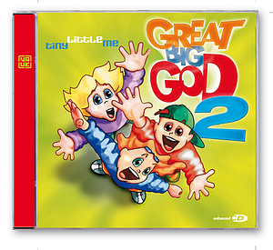 Great Big God Vol.2