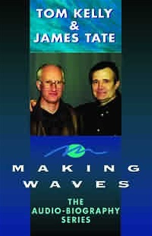 JAmes Tate and Tom Kelly Making Waves Audio Cassette