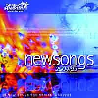 Spring Harvest New Songs 2004/2005 CD