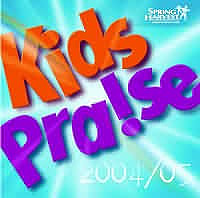 Spring Harvest Kids Praise 2004 CD