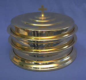 Brasstone Communion Tray Base Only (1)