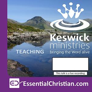 Jesus: our new deal 8: 1-13 a talk by Derek Burnside