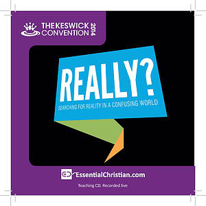 Really? Big questions of faith a talk by Rev Steve Brady & David Robertson
