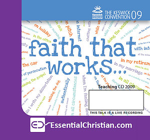 Sharing the hope: School of Evangelism a talk by Rev Andrew Baughen