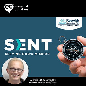 Mission in Action in Deuteronomy a talk by Martin Salter