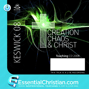 Acts Speak...Christ is making a new creation a talk by Rev Chris Wright